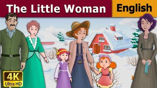 Little Women - Fairy Tales - Bedtime Stories - 4K UHD - English Fairy Tales