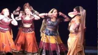 Svetlana Tulasi & Chakkar group - Choli Ke Peeche Kya Hai