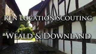 Ren: Location Scouting - Weald & Downland