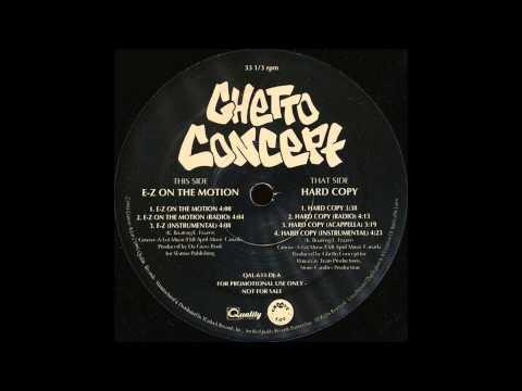 Ghetto Concept E Z On Tha Motion Instrumental