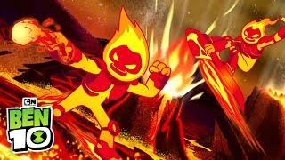 Ben 10 | Heatblast's Alien World | Episode 2 | Cartoon Network