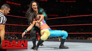 Bayley vs. Nia Jax - No. 1 Contender