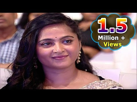 Sweety Anushka Shetty Emotional Speech at Size Zero Audio Launch | Anushka Shetty | Arya