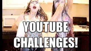 11 Crazy Youtube Challenges!
