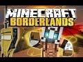 Minecraft BORDERLANDS FAST TRAVEL! - HyperionCraft Mod Spotlight