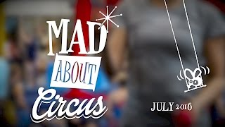 Mad About Circus - Flying Fruit Fly Circus