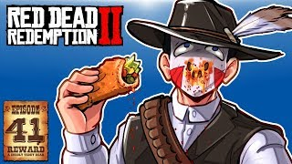 GOING AFTER CORNWALL & THE CHALUPA! - RED DEAD REDEMPTION 2 - Ep. 41!