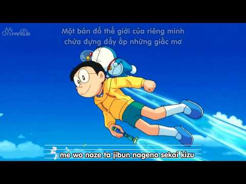 Xxx Mp4 Vietsub Yume Wo Kanaete Doraemon OST DoraemonTheMovie2017 MonFansub 3gp Sex
