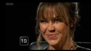 Adele Silva | Celebrity Mastermind | 311212 | Legs | Heels | part 2