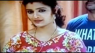 mallu serial actress sexy boobs