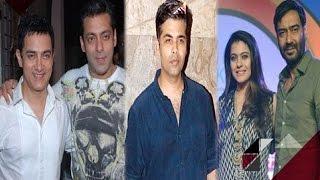 Aamir Khan More Disciplined Than Salman Khan   Ajay Upset With Karan For Criticizing Kajol