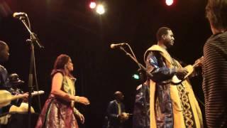 Bassekou Kouyaté & Ngoni Ba live in Munich on 2011-02-26 (1 of 4) HD 720p