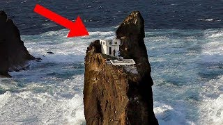 Most ISOLATED Homes Around The World!