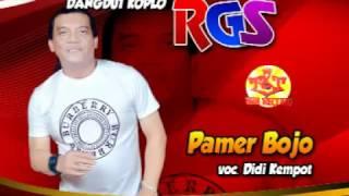 PAMER BOJO-DIDI KEMPOT-DANGDUT KOPLO RGS