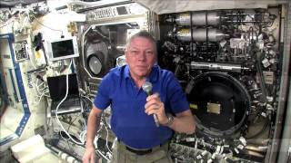 Welcome To YouTube Space Lab - Commander Mike Fossum