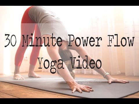 Xxx Mp4 30 Minute Power Yoga Flow 3gp Sex