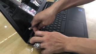 Nấng cấp Laptop bàn phím không có Led thành có Led phím