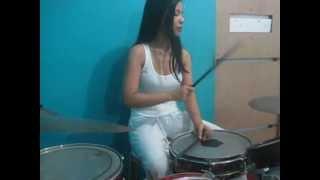 Jenny Pal - Endless, A Silent Whisper - Urbandub Drum Cover