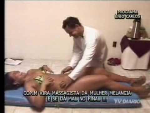 Programa Ênio Carlos Capim e Mulher Melancia
