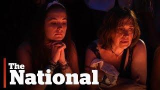 Barcelona vigils held day after van attack