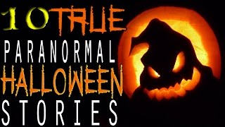 10 Terrifying True Paranormal Halloween Stories From Reddit