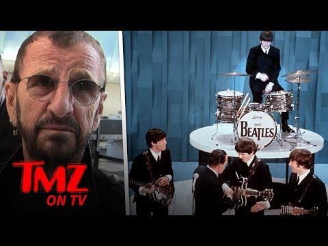 Xxx Mp4 Ringo Star Says He Didn T Masturbate With Other Beatles TMZ TV 3gp Sex