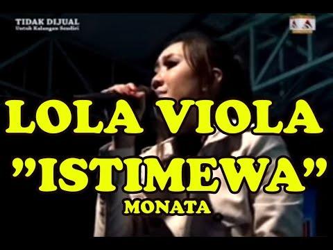 LOLA VIOLA MONATA - ISTIMEWA LIVE IN BLITAR 2016