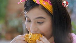 Iklan KFC Hot And Cheesy Chicken - It's Back 49sec (2017)