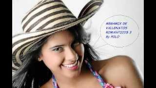 Megamix Vallenatos Romanticos 3 By Polo