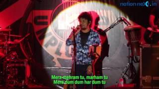 Bulleya |  Papon Live at Royal Stag Barrel Select MTV Unplugged Season 6 in Nagpur