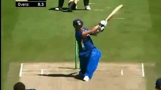 Sachin Tendulkar - Magical 163* vs NZ | 43rd ODI century