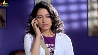 Tamanna feeling Jealous about Varun Sandesh   Happy Days Movie Scenes   Sri Balaji Video