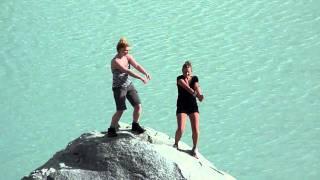Amazing mountain dance HD