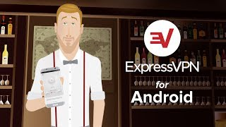 Secure your Android with ExpressVPN!