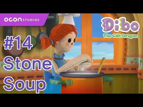 [OCON] Dibo the Gift Dragon Ep14 Stone Soup ( Eng Dub)