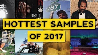 Hottest Samples of 2017 (So Far)