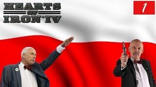 Hearts of Iron 4 PL Polska Multiplayer #1 Wołyń? Nie słyszałem /w Kałach