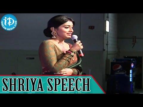 Shriya Saran at Womaania Ladies Night 2014
