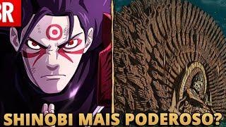OS 10 JUTSUS MAIS PODEROSOS DE HASHIRAMA (Naruto) | Player Solo