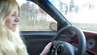 Наши будни #38 - Конфликт на мойке, Настя за рулём, 2112 vs. Lancer