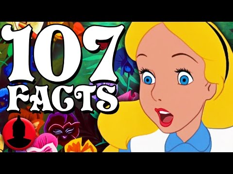 107 Alice in Wonderland Facts YOU Should Know ToonedUp 144 ChannelFrederator