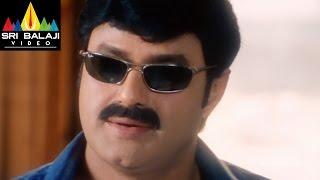 Palanati Brahmanaidu Movie Balakrishna and Mukesh Rishi Action | Bala Krishna | Sri Balaji Video