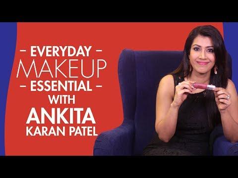 Xxx Mp4 What S In My Makeup Bag With Ankita Karan Patel Bhargava Fashion Pinkvilla 3gp Sex