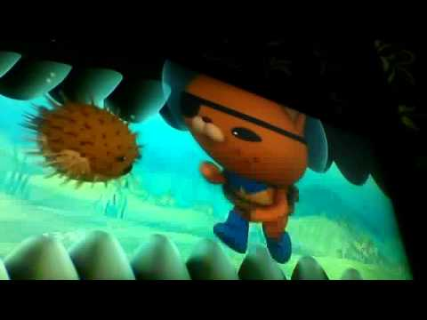 octonauts and the porcupine puffer