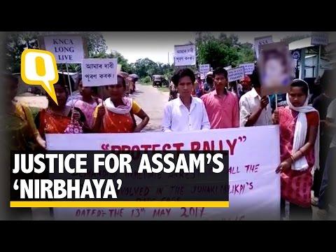 Xxx Mp4 The Quint Karbi Anglong Rape Will Assam 39 S Nirbhaya Get Justice 3gp Sex