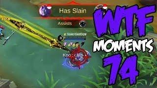 Mobile Legends WTF Moments Episode 74