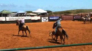 CJM Clip of the Koloa Days Rodeo