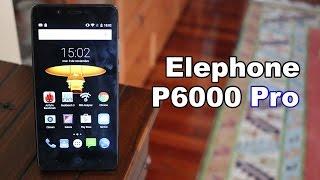 Elephone P6000 Pro, un móvil potente y barato