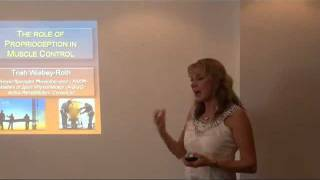 Trish Wisbey-Roth - Proprioception and Muscle Control