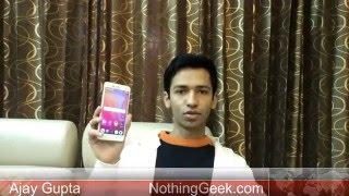 InFocus M680 Review In Hindi